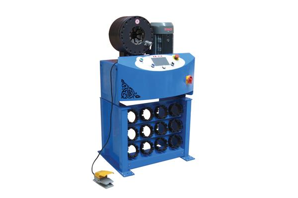 Korkeapaineinen hydrauliletkujen puristuskone pienyrityksen edistämiseen